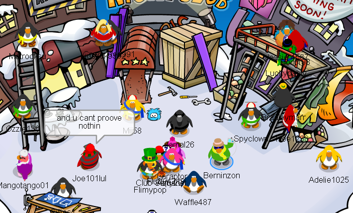 town-puffle-party
